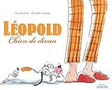 Léopold - Chien de divan