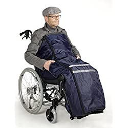 Hero Couvre-jambes pour fauteuil roulant