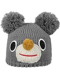 Bonnet pour Enfant Roy Chillouts bonnet pour enfant chapeau a pompon