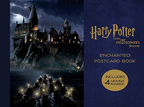 Harry Potter and the Philosopher's Stone Enchanted Postcard Book (Harry Potter Postcard Books) por Titan