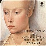 Messe Ave Maris Stella/Motets a la Vierge