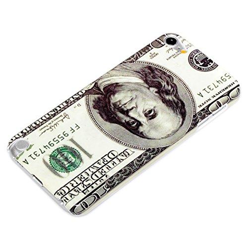 deinPhone Apple iPod Touch 5 5G HARDCASE Hülle Case Dollar