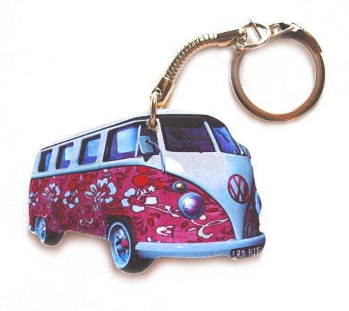 Volkswagen–Llavero–Rosa Hippy–VW10