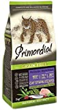 PRIMORDIAL - Croquettes sans céréale pour Chat Stérilisé - 2 kg