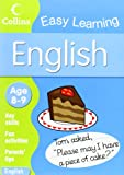 English: Age 8–9 (Collins Easy Learning Age 7-11) (Collins Easy Learning Age 3-5)