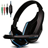 Best Afunta Headset PC - Gaming Headset para PS4 PC iPhone Móvil portátil Review