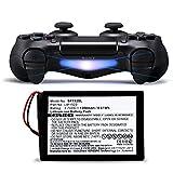 CELLONIC® Batería premium para Sony PS4 Dualshock 4, PlayStation 4 Controller (1300mAh) LIP1522 mando bateria de repuesto, pila reemplazo, sustitución