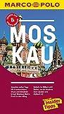 MARCO POLO Reiseführer Moskau: Reisen mit Insider-Tipps. Inklusive kostenloser Touren-App & Update-Service - Gisbert Mrozek