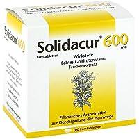 SOLIDACUR 600 mg Filmtabletten 100 St Filmtabletten preisvergleich bei billige-tabletten.eu