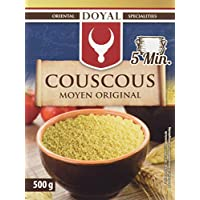 Doyal, Cuscús - 12 de 500 gr. (Total 6000 gr.)