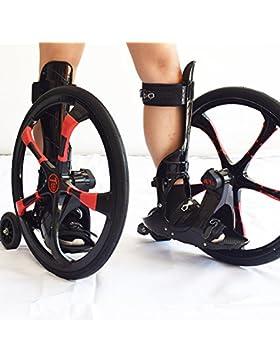 2018 - Patines grandes para rueda (40 km/h)
