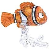 Swarovski Nemo Figur, Kristall, Mehrfarbig, 6.3 x 6.6 x 4.2 cm