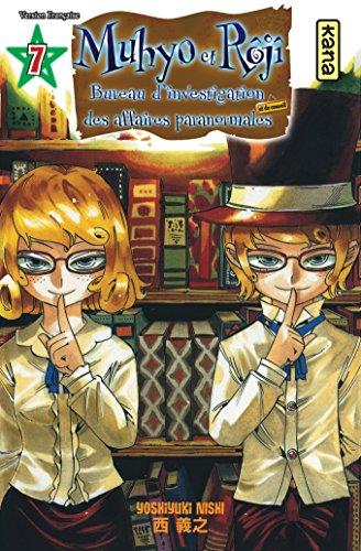 Muhyo et Rôji Vol.7