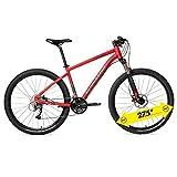 Btwin Rockrider 540 Mountain Terrain Bike(Red_Medium)