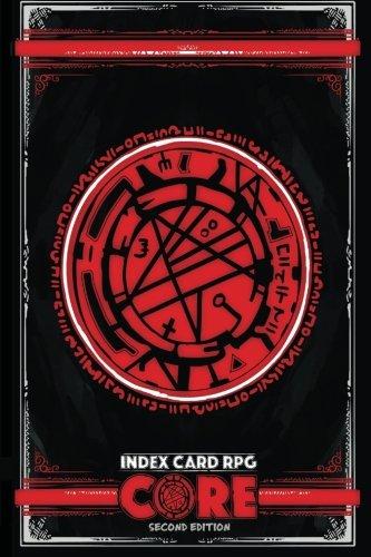 Index Card RPG Core: Second Edition por Brandish Gilhelm