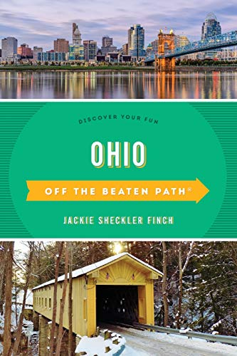 Ohio Off the Beaten Path®: Discover Your Fun, Fourteenth Edition