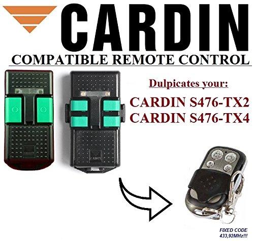 CARDIN kompatibel handsender / klone TR-182