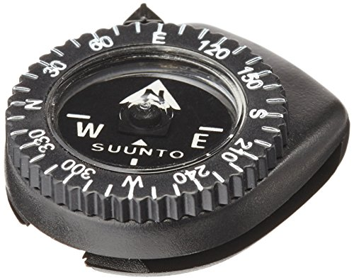Suunto Kompass CLIPPER L/B SH COMPASS schwarz, One size (Clippers-armband)