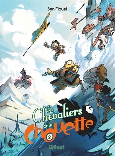 Les Chevaliers de la Chouette - Tome 02