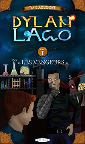 DYLAN LAGO: Les Vengeurs