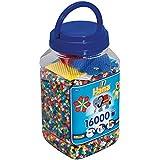 Hama Beads/tablero Tub (manualidades (azul)