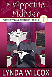 An Appetite For Murder (The Verity Long Mysteries Book 9)
