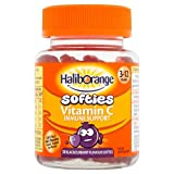 Seven Seas Haliborange Kids Blackcurrant Vitamin C Immune Softies 30 from Seven Seas Limited