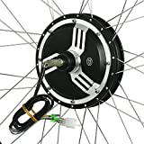 Lixada 16 '' E-Bike Conversion Hub Motor Cycle Conversion Kit 36V 48V 240W 350W Conversione E-Bike Parte di Ricambio Accessorio