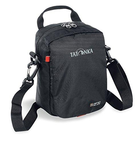 Tatonka-Portafoglio Check in RFID B, Geldbeutel Check In RFID B, nero