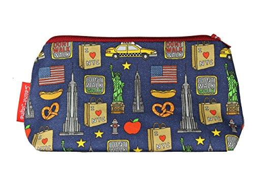Selina-Jayne New York City Limited Edition concepteur sac cosmétique