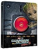 Locandina Guardiani della Galassia Volume 2 (Blu-Ray 3D + 2D Steelbook)