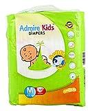 #2: Admire Kids Diaper - 25% Discount Medium Baby Disposable Diaper (15 Count)