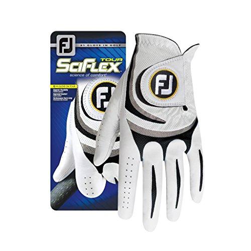 FootJoy Gants Tour Sciflex, Weiß - weiß, linke Hand / L