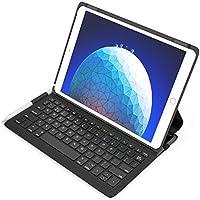 "Inateck Keyboard Case for 10.5"" iPad Air 3 2019 and iPad Pro 10.5"", Ultra Slim Wireless Keyboard Case, BK2005"