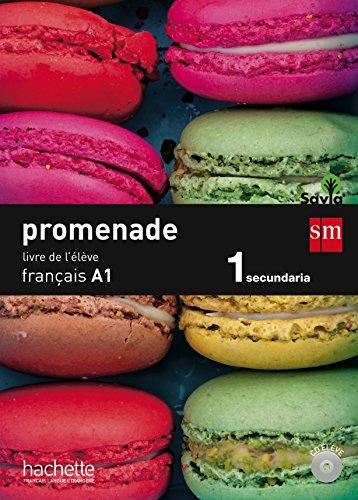 Méthode de français. 1 ESO. Promenade - 9788467562644 por Céline Himber