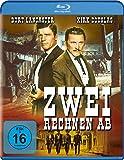 DVD Cover 'Zwei rechnen ab [Blu-ray]