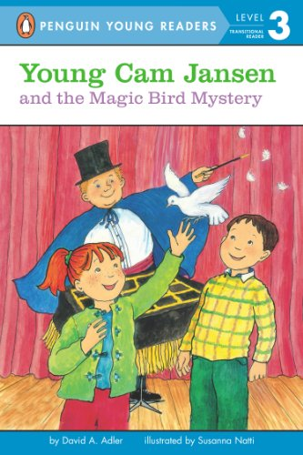 Young Cam Jansen and the  Magic Bird Mystery (English Edition)