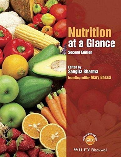 Nutrition at a Glance by Mary Barasi (2015-11-09) par Mary Barasi