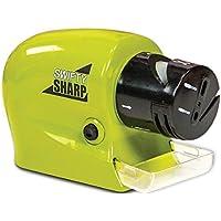 Ndier Swifty Sharp - Afilador de Cuchillos motorizado sin Cable