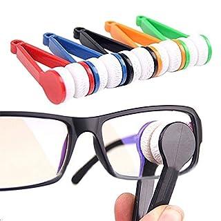 Sanwood 1pcs Mini Eyeglasses Care Cleaning Spectacles Microfiber Cleaner