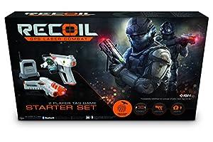 Recoil - Pack Starter, Juego de Pistolas Laser por GPS (90515)