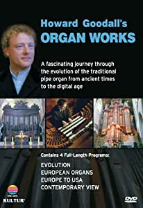 Howard Goodall's Organ Works [DVD] [2009] [Region 1] [US Import] [NTSC]