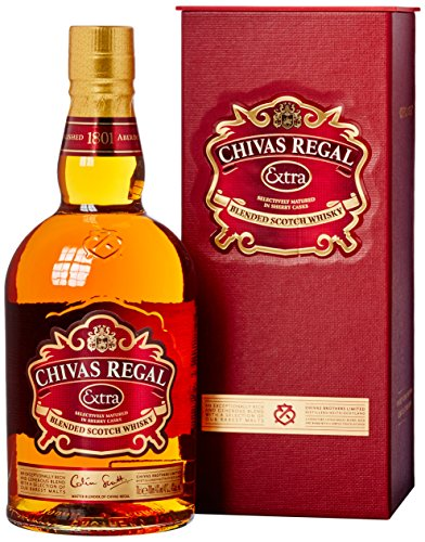 Chivas Regal Extra Blended Scotch Whisky (1 x 0.7 l)