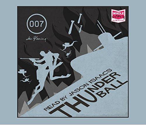 Thunderball (Unabridged Audiobook)