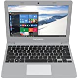 "Thomson THBK2-14.32CTW Ordinateur portable Non tactile 14,1"" Gris (Intel, 2 Go de RAM, SSD 32 Go, Windows 10)"