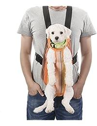 Mochila Bolsa para Perro Gato Mascota Bolsa de Transporte para Perros/Gatos Transportín para animales domésticos bolsa gato transporte Bolsa gato viaje