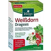 Kneipp Weissdorn Dragees 240 stk preisvergleich bei billige-tabletten.eu