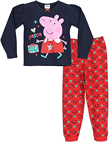 Peppa Pig - Ensemble De Pyjamas - Peppa Pig -Fille - 18 a 24 Mois