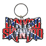 Portachiavi Lynyrd Skynyrd Logo (Metallo) [Import anglais]