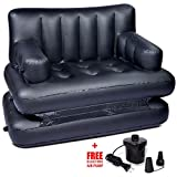 #9: Generic Ultimate Sofa Cum Bed - Useful In Living Room & Bedroom